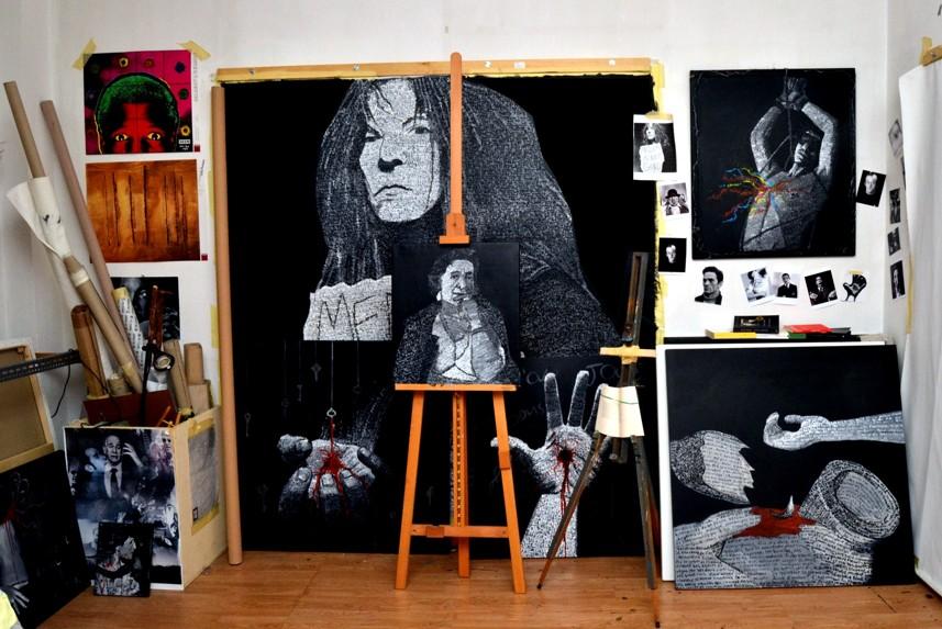Anna Lopopolo. Atelier