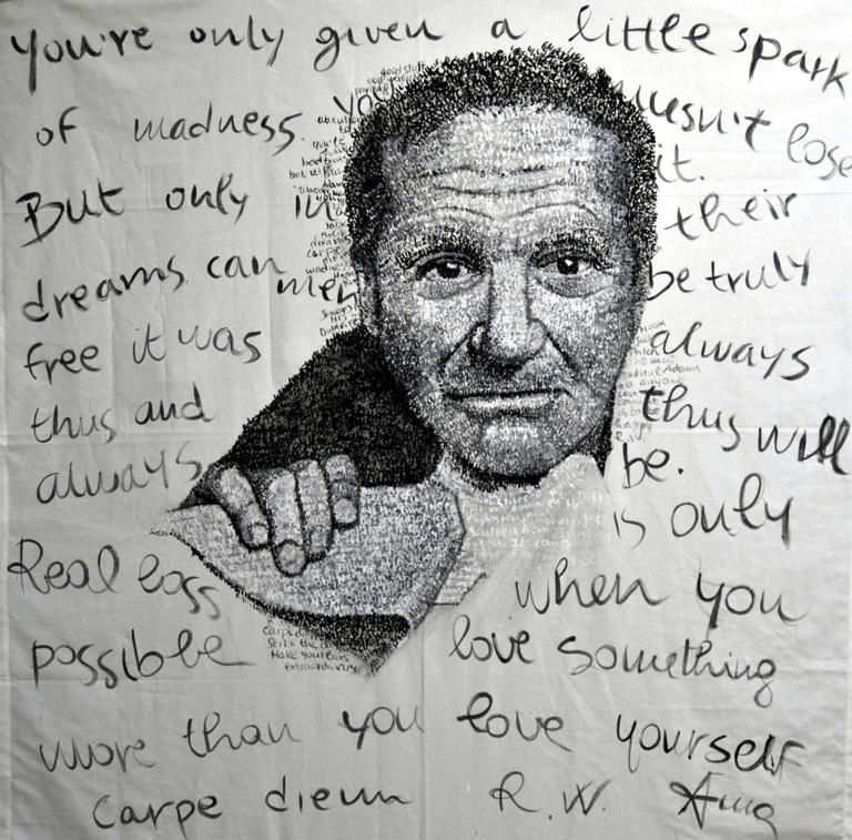 Anna Lopopolo. Robin Williams