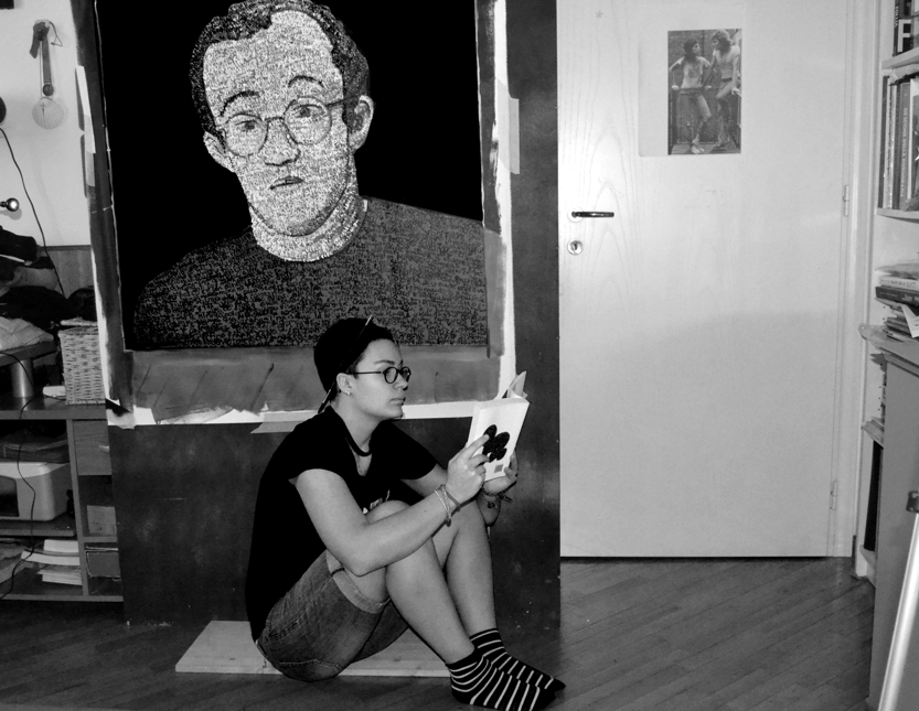 Anna Lopopolo. reading