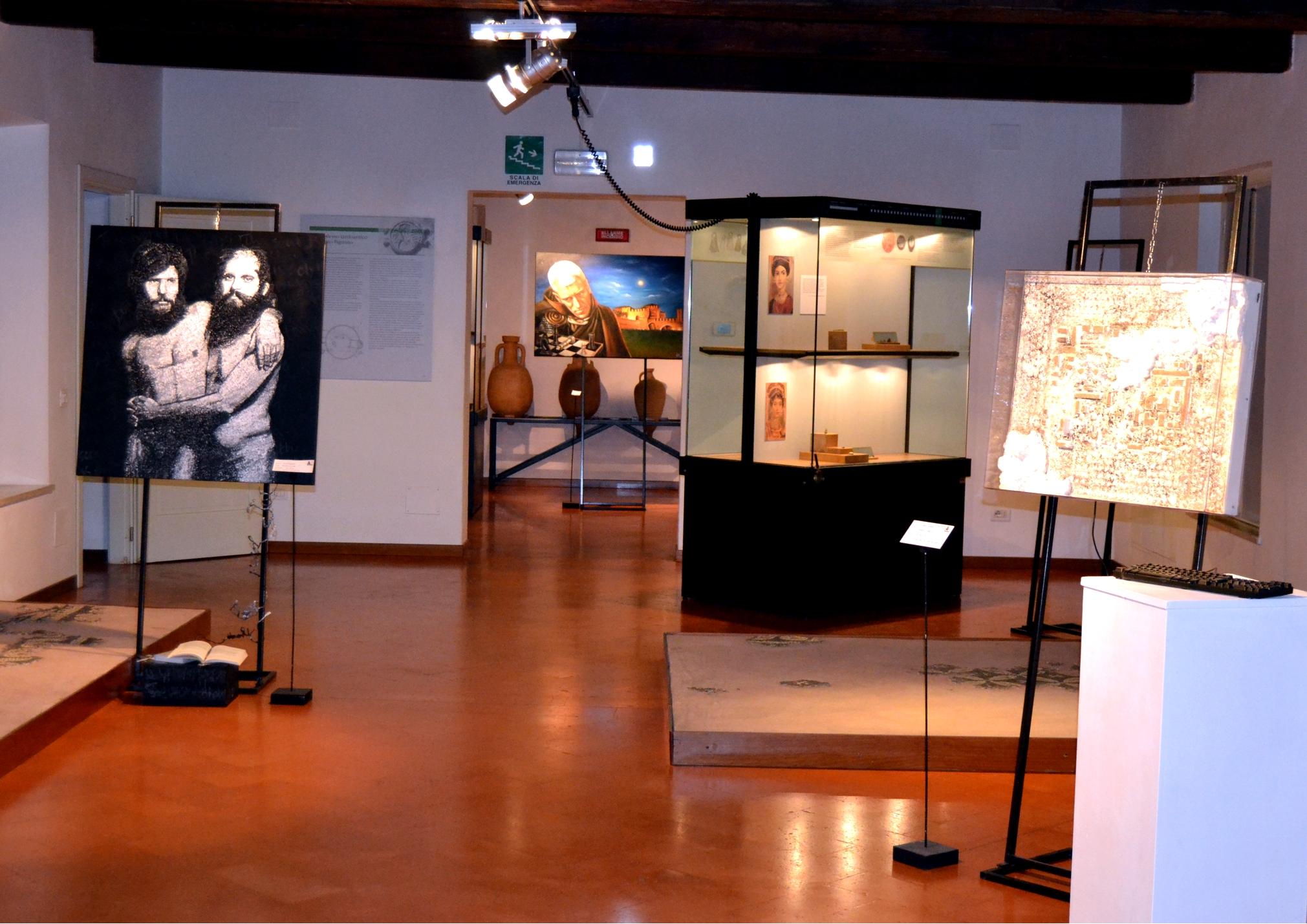 Anna lopopolo. Museo Crema