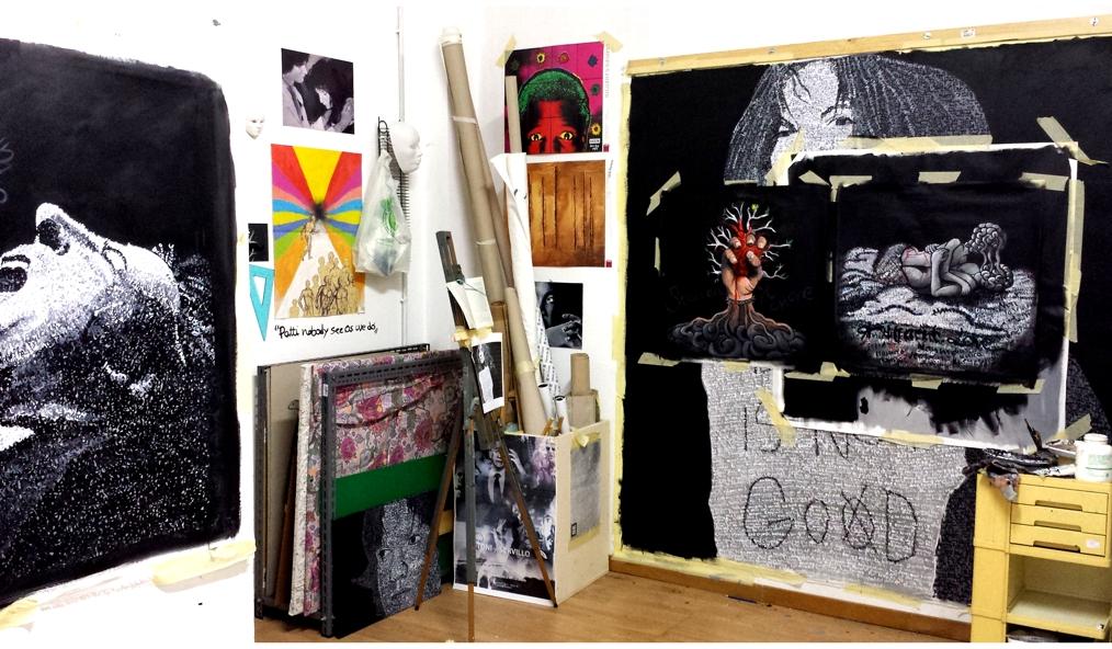 Anna lopopolo. Studio