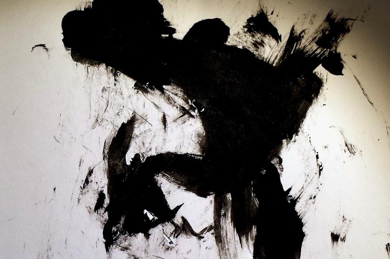 Anna Lopopolo. paura del buio. Shadow