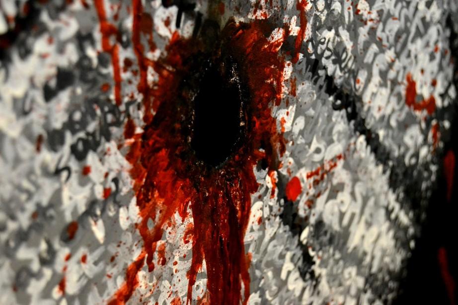 Une saison en Enfer. Detail.