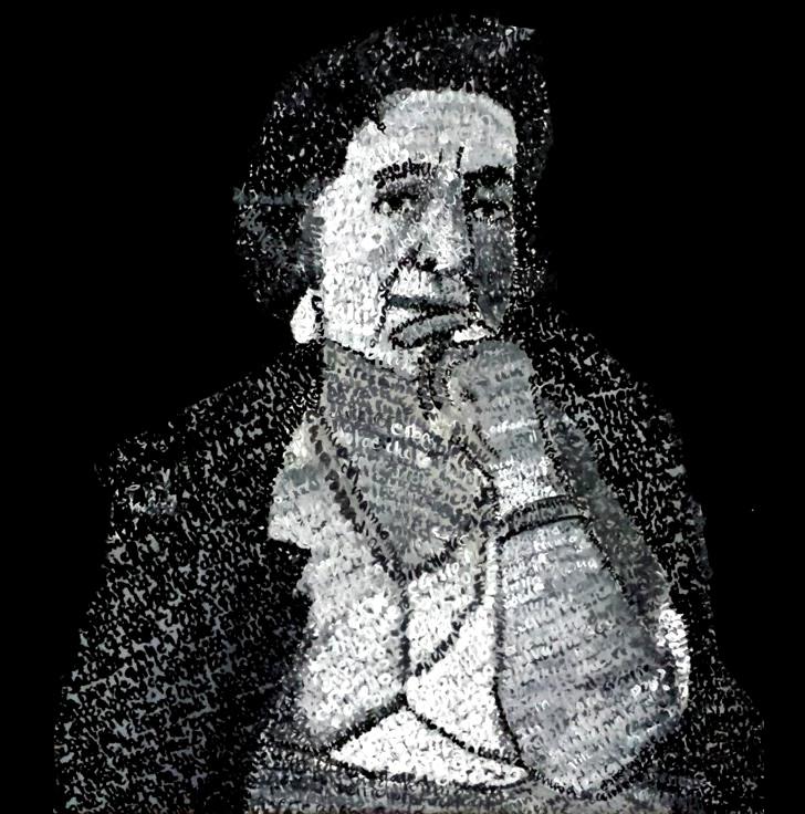 Anna Lopopolo. Alda Merini