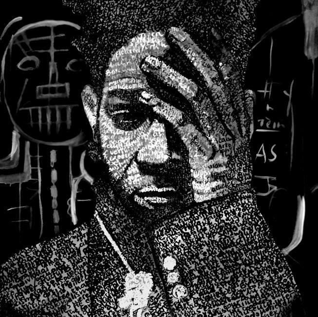 Anna Lopopolo. Basquiat