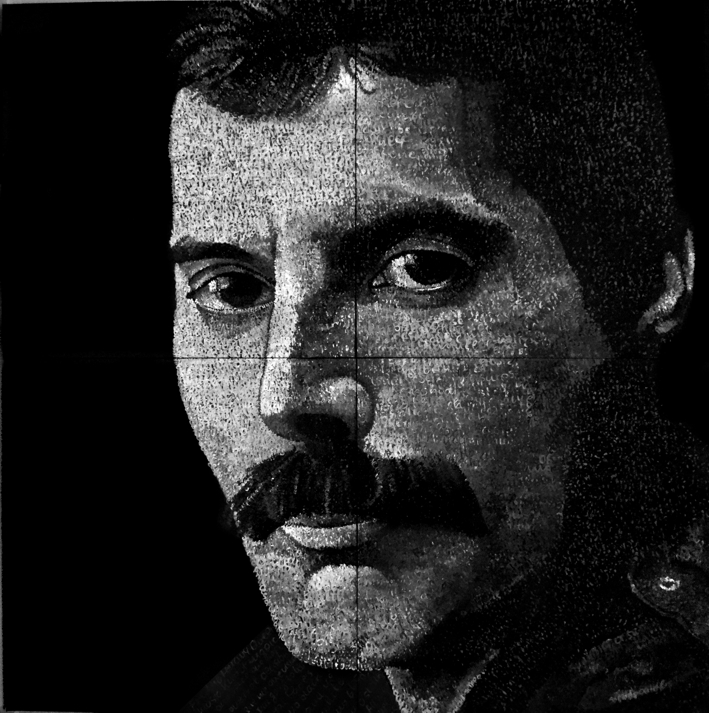 A KIND OF MAGIC. Freddie Mercury