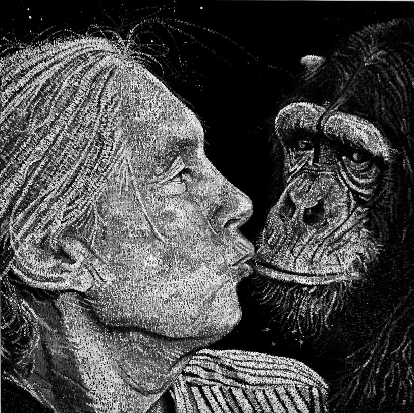 JANE GOODALL LOPOPOLO